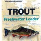 Climax 7 1/2 ft 5x Trout Freshwater Fly Fishing Leader
