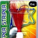 Original Deadly 2 Ounce Red Shad Hyper Striper Jig