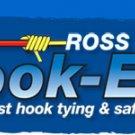 Hook-Eze Hook Holder & Tying Device for Hooks & Swivels