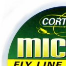 Cortland Micron White Fly Line Backing - 30 LB 150 YDS