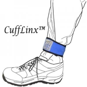 Chota Adjustable CuffLinx Ankle Straps - One Size Fits