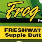 Frog Hair 2x (8 Lb) 9-1/2' Monofilament Tapered Leader