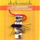 Skykomish Nymph 10 Pak Assortment Dry Fly Fishing Flies