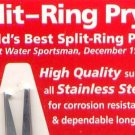 High Quality Surgical Stainless Steel Split-Ring Pryers