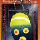 Luhr-Jensen Blue Magnet TeeSpoon Spinner - Size 5