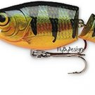 Rapala Jointed JSR04 Suspending Rattling Perch Shad Rap