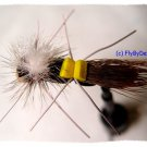 Chernobyl Ant (Hopper) Fly Fishing Flies in Choice of Hook Size