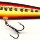 """Rapala CD07 HMMD Hot Mustard Muddler Slow-Sinking 2-3/4"""" CountDown Fishing Lure"""