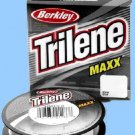 Berkley Trilene MAXX 17 LB Test Clear Fishing Line - 330 Yards