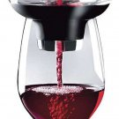 Sharper Image Flavor Enhancing Wine Aerator in NEW Sealed Box