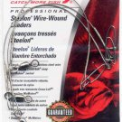 """Berkley Professional Wire-Wound Steelon Nylon Coated 6""""/20 Lb SS Leaders 3/pack"""