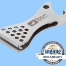 Loon NIP-N-SIP Nipper Stainless Steel Cutting Jaws, Hook Clear Needle & Opener