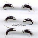 Northfork Special Nymph - Twelve Deadly NEW Fly Fishing Flies