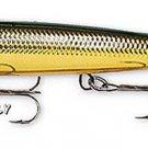 NEW Rapala GOLD/Orange Husky Jerk Rattling, Suspending (HJ08 G) Fishing Lure