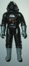 tie fighter  pilot mint condition star wars