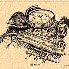 1955 265 V8 Engine