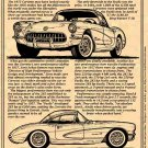 1957 Corvette Illustrated Series No. 5
