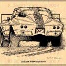 1963 A/Production Corvette Split-Window Coupe