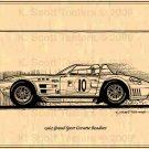 1963 Corvette Grand Sport Coupe