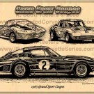 1963 Corvette Grand Sport Coupe Racers