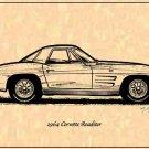 1964 Corvette Roadster Profile