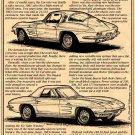 1964 Corvette Illustrated Series No. 22