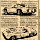 Frank Winshell's Mid-Engine Corvettes Illustrated Series No. 151