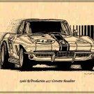 1966 A/Production 427 Corvette Coupe