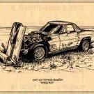 1967 427 Corvette WRECK!