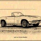 1967 427 Corvette Roadster