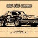 Dick Guldstrand's 1967 L-88 Corvette LeMans Racer