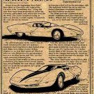 1968 Astro I Mid-Engine Experimental Corvette Illustrated Series No. 35