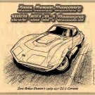 Zora Arkus-Duntov's 1969 ZL-1 Corvette