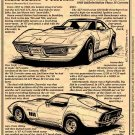 Baldwin Motion 1969 Phase III Corvette Illustrated Series No. 39