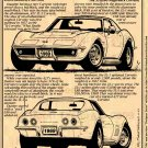 1969 ZL-1 Corvette Illustrated Series No. 33