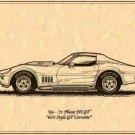 1969 - 1971 Phase III Corvette GT Profile