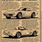 1969 Corvette Illustrated Series No. 32