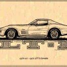 1970-1/2 - 1972 LT-1 Corvette