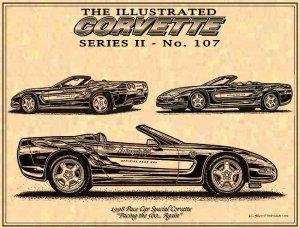 1998 Indy 500 Pace Car Corvette