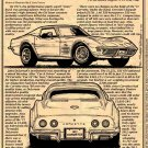 1971 Corvette Illustrated Series No. 46