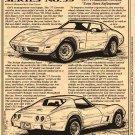 1977 Corvette Illustrated Series No. 59