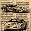 1985-88 Corvette Showroom Stock Racers Illustrated Series No. 73