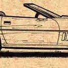 1987 Callaway Corvette Roadster Profile