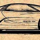 1988 Running Indy Corvette Profile