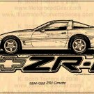 1994 - 1995 ZR1 Corvette