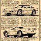 1994 Corvette Illustrated Series No. 95