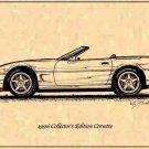 1996 Collector's Edition Corvette Profile