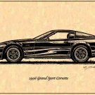 1996 Grand Sport Corvette Profile