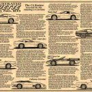 C4 Corvette Review Illustrated Series No. 103