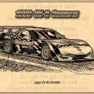 1999 C5-R Corvette